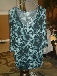 women's black and white leopard print sleeveless t Oklahoma City, 73159