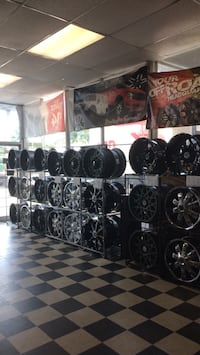 Rent a wheel rims and tires Lakeland, 33805