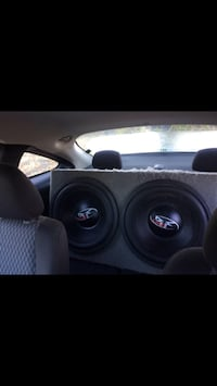 """15"""" Rockford Punch HX2 Subwoofers Victoria, V9A 6R4"""