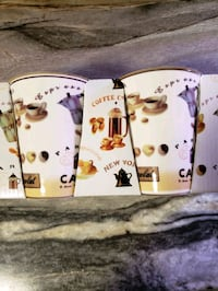 Brand New: Set Of 2 Coffee Cups (3 Sets Available) Toronto, M5T 2Y4