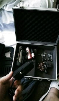 black and gray metal tool set in case Cleveland