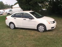 2010 Ford Focus 4dr Sdn, automatic, 32,000 real miles, we finance everybody Mt Clemens, 48043