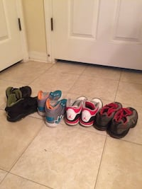 toddler's three pairs of shoes Orlando, 32818