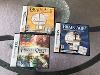 two Nintendo DS game cases 1967 km