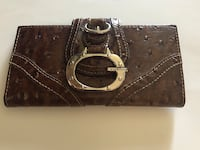 black and brown leather wallet Laval, H7G 3N4
