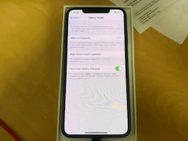 iPhone Xs max 256GB  Unlocked