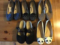 Various Women's Shoes Size 9 Halifax, B3J 1Y2
