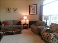 Brown sofa, chair and accent chair ALL recline Westerville, 43082