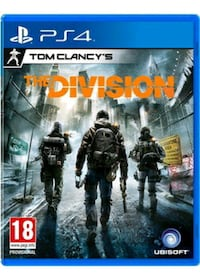 Tom Clancy's: The Division (EU) I PS4 Toronto, M1P 4P5