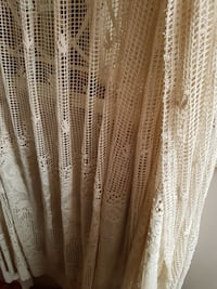 Crochet dining room curtains Laval, H7E 3S5