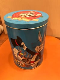 Bugs Bunny 50th Collectible Tin Gainesville, 20155