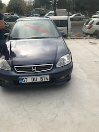 Honda - Civic - 2000 Çorlu, 59850