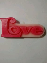"""Candle """"LOVE""""!!!????"""