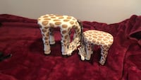 A set of two giraffe plant stands in excellent condition Edgewood, 21040