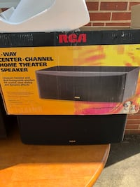 RCA home theater speaker 100 watt Silver Spring, 20901