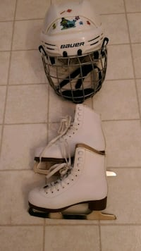 Skates & Helmet for children - Size 1 Richmond Hill, L4S 1P7