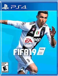 PS4 FIFA 19 BRAND NEW  Surrey, V3R 6T6