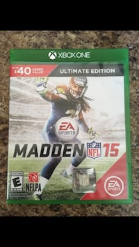 Madden 15 Xbox One Riverside, 92504