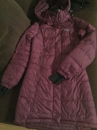 rosa zip-up boble jakke Oslo, 0155