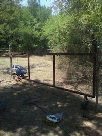 welding gates and fences