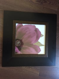 "Beautiful Flower Frame 20x20"" Pincourt, J7W"