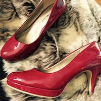 Stunning Bandolino Dark Red pumps size 6 Wilmington, 19804