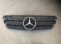Mercedes ML front grill Laval, H7W 5E2