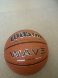 red and white Spalding basketball Mississauga, L4Y 4B7