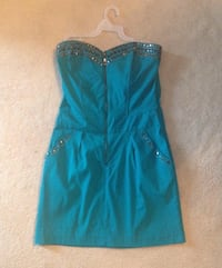 Strapless Dress  Ajax, L1Z