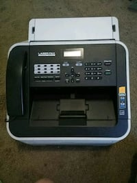 Laser printer/fax machine Clarksville, 37042