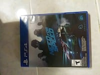 Need for Speed PS4 game case Ocala, 34482