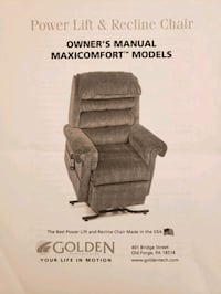 powerlifter recliner chair Vancouver, 98662