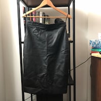 Banana Republic Pleather Skirt Toronto, M6K 1S4