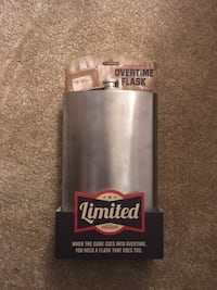 Stainless steel flask Columbia, 21046