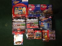 nascar diecast collections