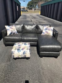 Reversible Chaise Sectional  Virginia Beach, 23455