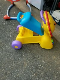 yellow and blue ride-on toy Germantown, 20874