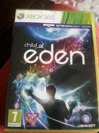 XBOX 360 CHİLD OF EDEN...OYUN Bornova, 35070