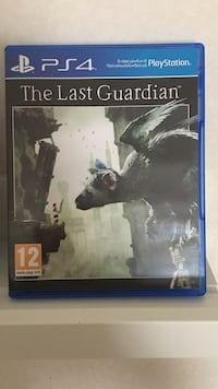 The Last Guardian PS4 videospel \