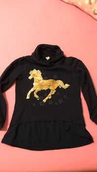Super cute flip shirt for the horse lover size 8/10 yrs Alexandria, 22315