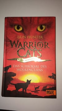 Warrior Cats (German) Das Schicksal Des Wolkenclans 6376 km