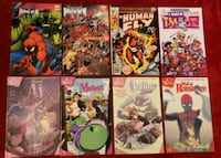 Comics! House of M, Human Fly #1, I Heart Marvel Catonsville, 21228