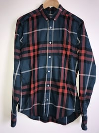 Burberry Shirt, Size S Lachine, H8S