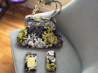 Vera Bradley handbag, ID/Change Purse and Hard Shall Eyeglass Woodbridge, 22192