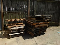 brown and black wooden planks Barberton, 44203