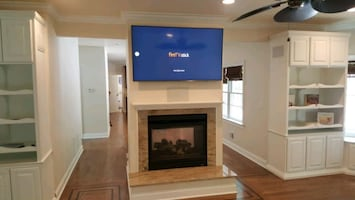 Free Wall Mount w/ TV Installation - Call Now!