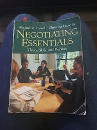 Negotiating Essentials by Mark R. Carrell  Bakersfield