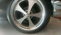 20x8.5 Ridler wheels and tires 5x5 5x127 Hagerstown