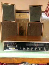 Electrophonics 8 track receiver  Chattanooga, 37407