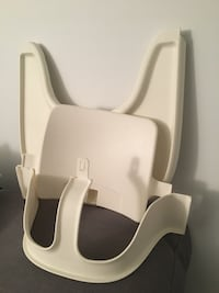 Tripp trapp infant seat and tray white  New York, 11201